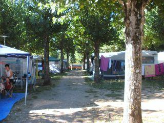 Camping Pena Montanesa